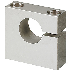 Shaft Supports Compact Type (Machined) - Side Slit