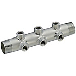 Pipe Manifolds - 2 Way 90° Type