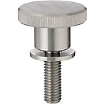 Knurled Knobs/with Washer