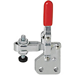 Toggle Clamps-Vertical Handle/Straight Base/Arm 100°/Handle 56°