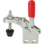 Toggle Clamps-Vertical Handle/Straight Base/Arm 80°/Handle 88°