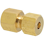 Copper Pipe Fittings/Union/Tapped End