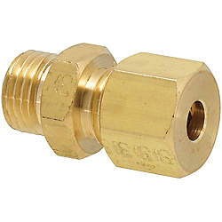 Copper Pipe Fittings/Union/Threaded End