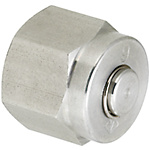 Stainless Steel Pipe Fittings/Plug