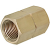 Brass Fittings for Steel Pipe/Socket