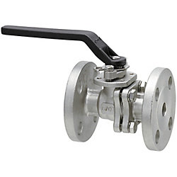 Sanitary Flanged Ball Valve