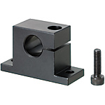 Shaft Supports/Compact/Cast/T-Shape/Side Slit