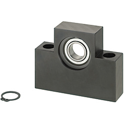 Lead Screw Support Units Square Type - Support Side