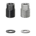 Leveling Screws-Large Holes for Adjustment Wrench Flat
