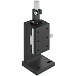 [High Precision] Dovetail Slide, Feed Screw - Z-Axis, Reinforced Clamp (Lead 4.2mm)