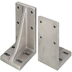 Angle Plates/Mounting Hole Selectable, Hole Position Fixed