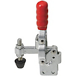 Toggle Clamps-Vertical Handle/Straight Base/Arm 95°/Handle 60°