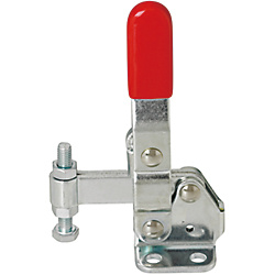Toggle Clamps-Vertical Handle/Flange Base/Arm 120°/Handle 72°