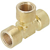 Brass Fittings for Steel Pipe/Tee