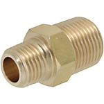 Brass Fittings for Steel Pipe/Reducer Nipple