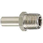 Stainless Steel Pipe Fittings/Threaded Adapter