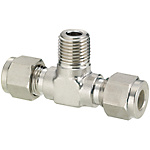 Stainless Steel Pipe Fittings/T Union/Threaded Branch