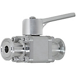 Sanitary Ball Valves/Small Diameter