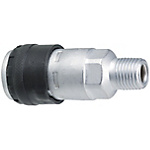 Air Couplers - Locking, Socket, Threaded