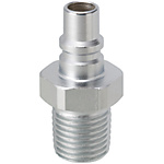 Air Couplers/Lightweight/Plug/Threaded