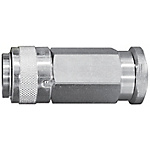 Fluid Couplers - 350 High Pressure Valve Type - Sockets