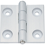 Aluminum Hinges for Extra Low Head Cap Screws