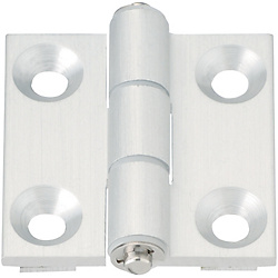 Aluminum Hinges with Tabs HHPSDT5-SST