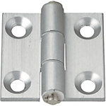 Aluminium Hinges/Low Particulate Generation
