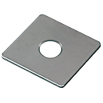 Plates for High Rigidity Type - For 6 Series (Slot Width 8mm) Aluminum Frames