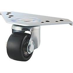 Casters for Aluminum Frames - Corner Angle Heavy Load Type