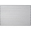 Perforated Metal Sheets with Rim - Fixed Dimension
