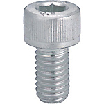 Hexagon Socket Head Cap Screws Trivalent Chromate