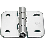 Stainless Steel Hinges with Slotted Hole