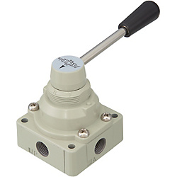 Hand Switching Valves/with Lever
