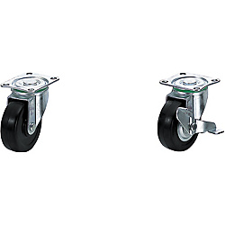 Casters Electrically Conductive - Steel Type CSMJU150-U