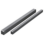 Induction Hardened Rack Gears-Ground