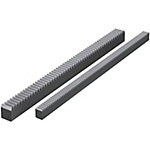 Induction Hardened Rack Gears-Ground, Hole Position Configurable