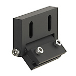 Dedicated Attachment Brackets for Channel Brushes - Angle Adjustable