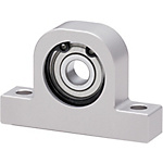 Bearings with Housings - T-Shaped Extruded Machined