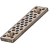Oil Free Slide Plates - Copper Alloy (Upper-Lower Surface Ground)