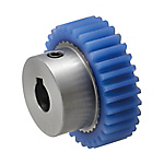 Bonded Plastic - Spur Gears, Pressure Angle 20°