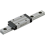 Miniature Linear Guides - Long Blocks, Light Preload