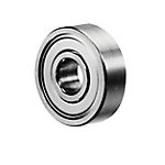 Small Ball Bearing/Double Shielded (C-Value)