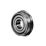 Small Ball Bearing/Double Shielded/Stainless with Flange (C-Value)
