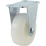 Casters - Light Load - Wheel Material: Polypropylene - Fixed