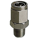 Couplings for Tubes - Nut and Sleeve Integrated Type - Straight