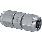 Couplings for Tubes - Nut and Sleeve Integrated Type - Unions