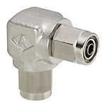 Couplings for Tubes - Nut and Sleeve Integrated Type - Union Elbows