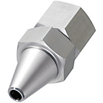 Nozzles with Swaged Sleeve Couplings