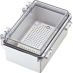 Plastic Control Box Waterproof Economy Type